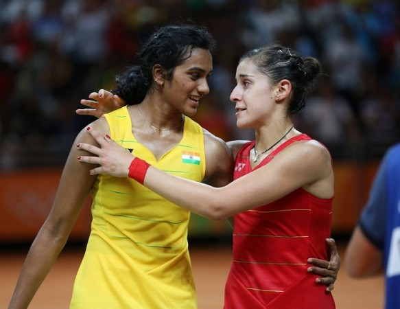 PV Sindhu, Carolina Marin, India Open final live