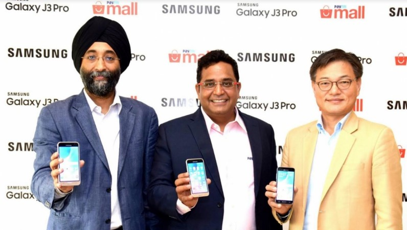 Samsung, Galaxy J3 Pro, features,price,launch,