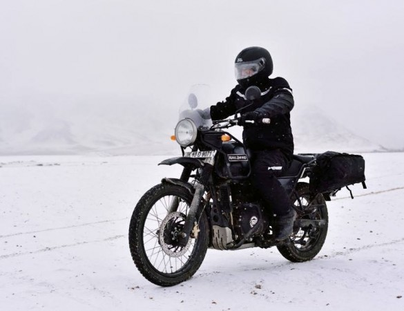 Royal Enfield Himalayan, Royal Enfield Himalayan India, Royal Enfield Himalayan sales