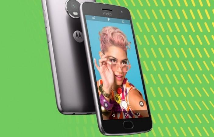 Motorola's Moto G5 Plus