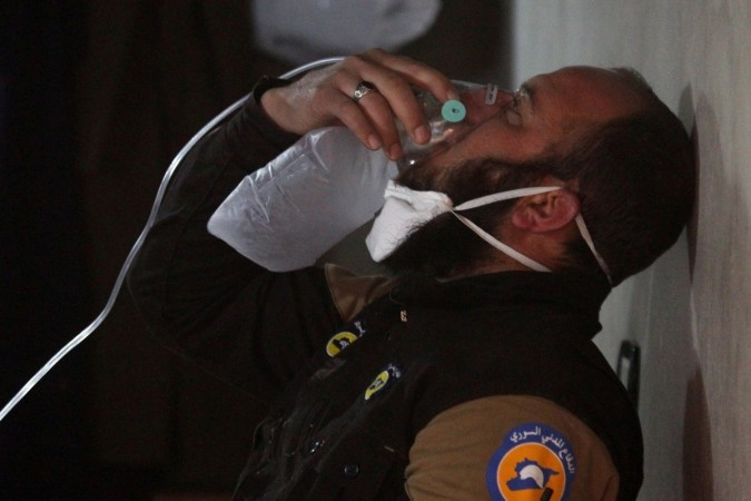 United States sanctions Syrian scientists and chemists for 'developing chemical weapons'
