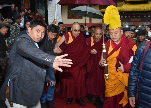 Dalai Lama visit to Arunachal
