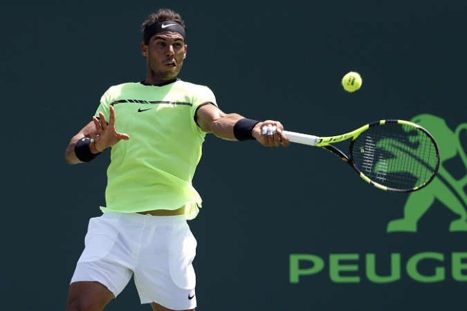 Nadal through to Italian Open last-16 as Almagro retires hurt