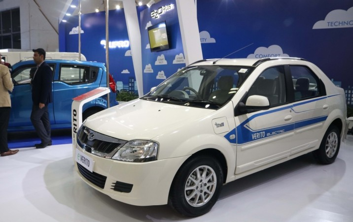 Mahindra Reva Likely To See A Spurt In Electric Car Sales