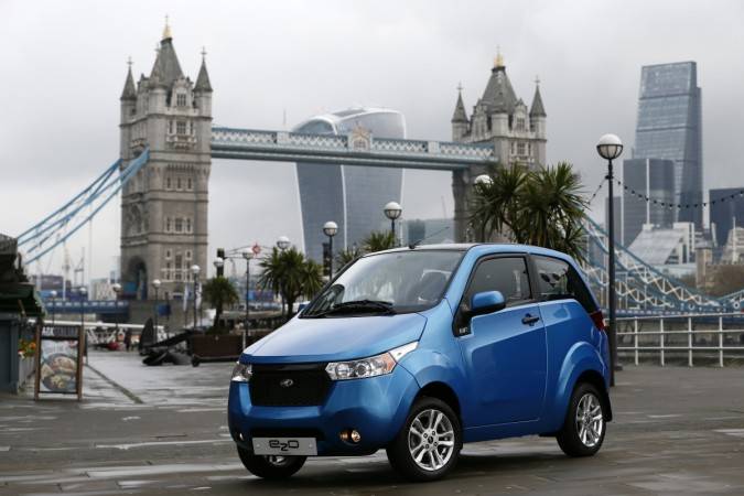 Brexit Effect Mahindra Pulls The Plug On Its Electric Cars In Uk