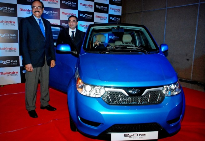Mahindra and Mahindra and Uber partner to deploy EVs