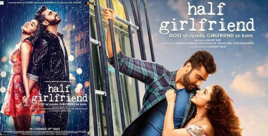 Half Girlfriend (2017) HDRip Hindi Full Movie Watch Online Free