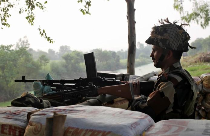 Six killed by militants during cash van heist in south Kahsmir