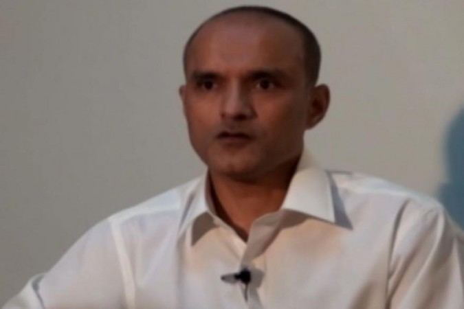 'Reviewing Jadhav's mother visa application,' says Pakistan's foreign office