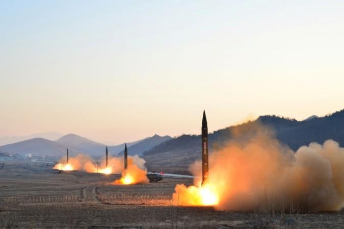 North Korea North korea WMD Northe Korea Armed Forces US Navy US fleet US war with North Korea Kim Jong-un Donald Trump