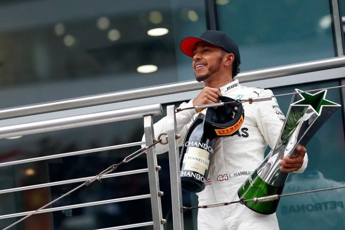 Lewis Hamilton Sebastian Vettel Formula One Formula One news 2017 Formula One season Mercedes Formula one Ferrari Formula one