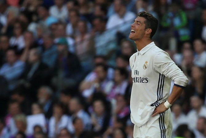 Cristiano Ronaldo Accused Of Tax Fraud Totalling €14.7million