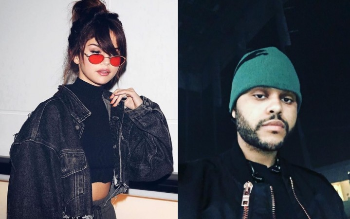 Selena Gomez & Weeknd are not afraid to romance in public