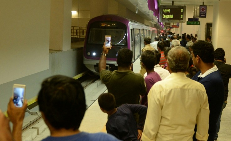 bangalore metro, delhi metro, delhi metro housing scheme, bangalore metro traffic, bangalore metro plans, namma ,metro