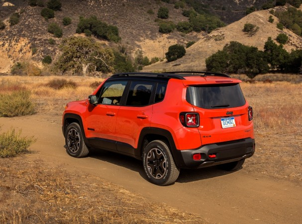 after compass jeep renegade compact suv to be launched in india in 2018 report ibtimes india. Black Bedroom Furniture Sets. Home Design Ideas