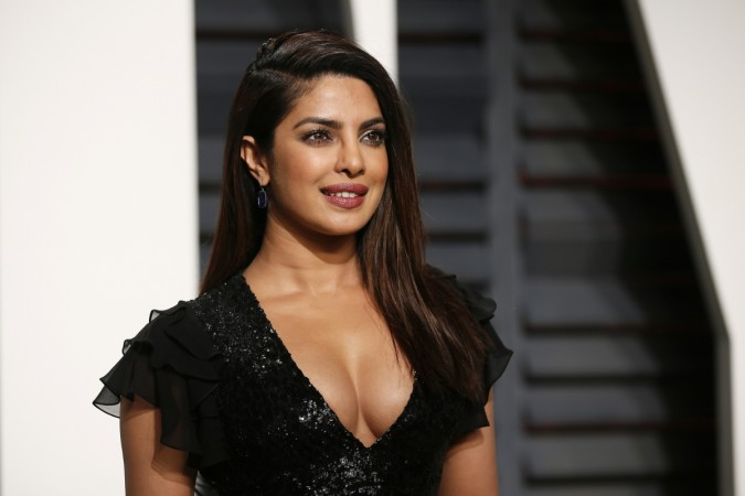 'Go ahead and stare': Priyanka looks hot in Baywatch new poster