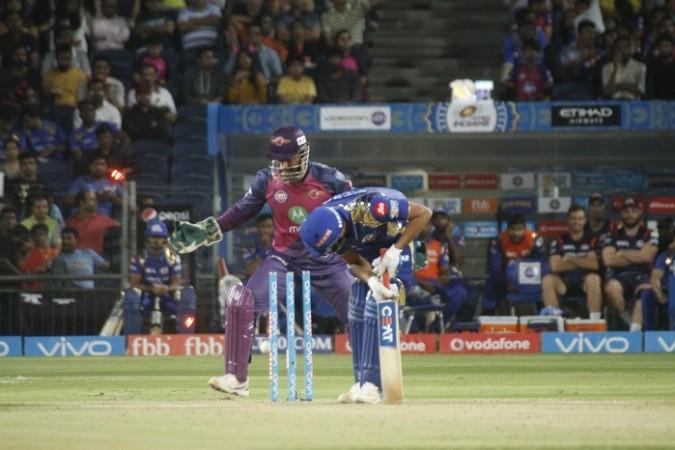 Mumbai Indians, IPL 2017, Rohit Sharma, Gujarat Lions.
