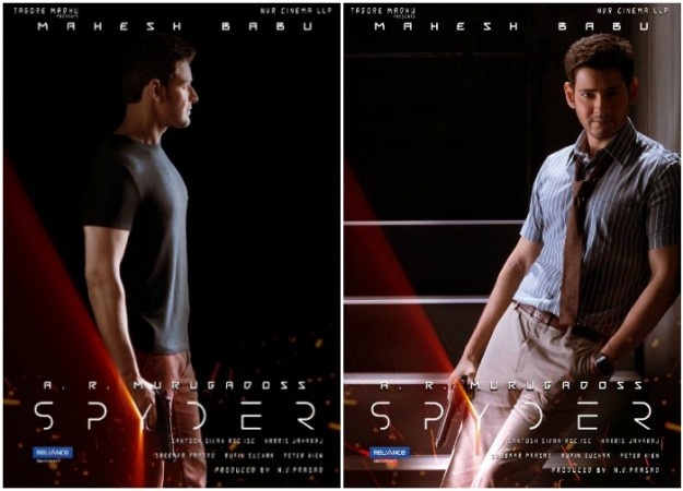 Massive Price for Spyder Tamil Rights