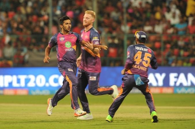 Rising Pune Supergiant, IPL 2017, Ben Stokes, Shardul Thakur