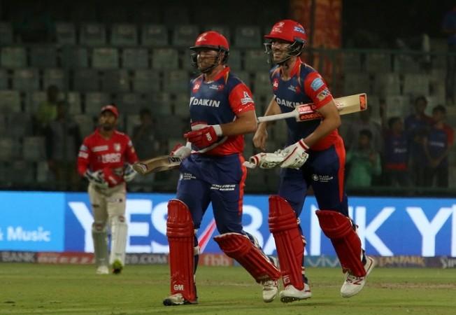 Corey Anderson, Pat Cummins, Delhi Daredevils, IPL 2017, KXIP