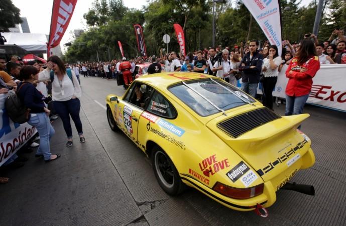 Mazda And Porsche Shrug Off Concerns Over Self-driven Cars