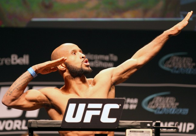Demetrious Johnson explains why UFC on FOX 24 didn't draw big numbers