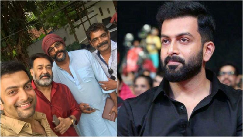 Prithviraj Sukumaran, Lucifer, Aadu Jeevitham