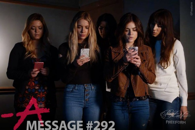Pretty Little Liars: Two Liars Get Together as One Falls Apart