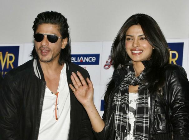 Priyanka Chopra Meets Dilip Kumar & Saira Banu! View Pictures