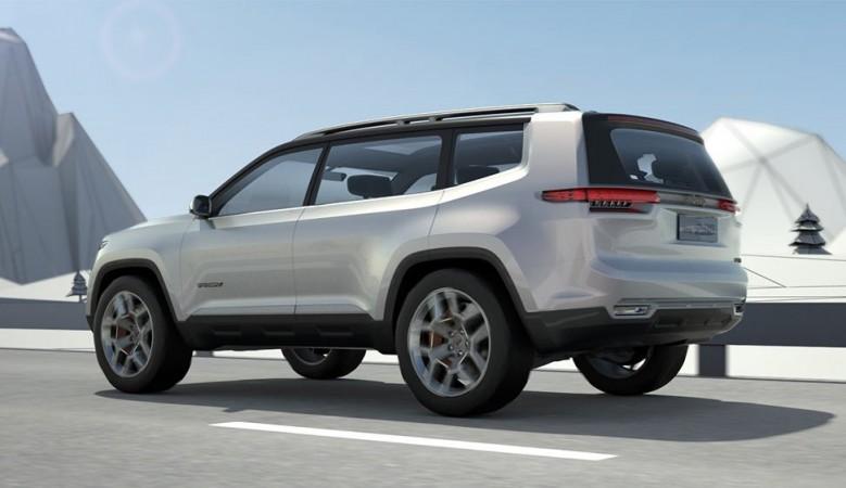 Jeep Yuntu concept