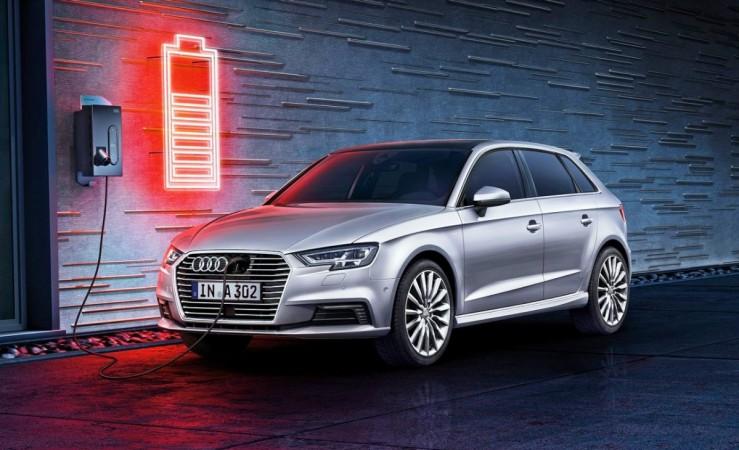 Audi Mulling Electric Vehicles For India A Sportback Etron On - Audi india