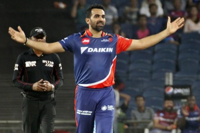 Zaheer Khan, Delhi Daredevils, IPL 2017, RPS, captain