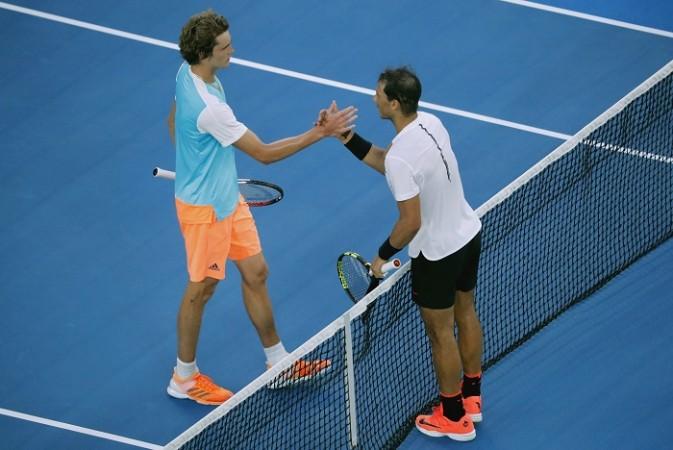 Alexander Zverev,  Nadal vs Zverev, Rafael Nadal, Monte Carlos Masters