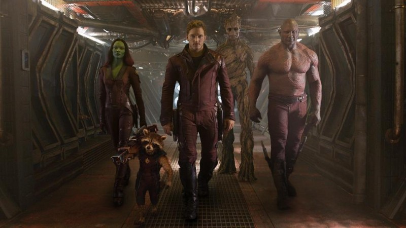 The Guardians of the Galaxy 2