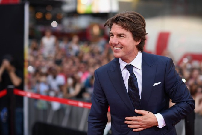 Tom Cruise injured on 'Mission: Impossible 6' set