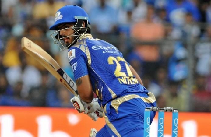Nitish Rana, Mumbai Indians, IPL 2017, KXIP, Gujarat Lions
