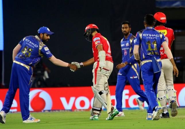 Hashim Amla, KXIP, Rohit Sharma, Mumbai Indians, IPL 2017