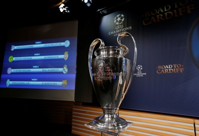 champions league draw semi final