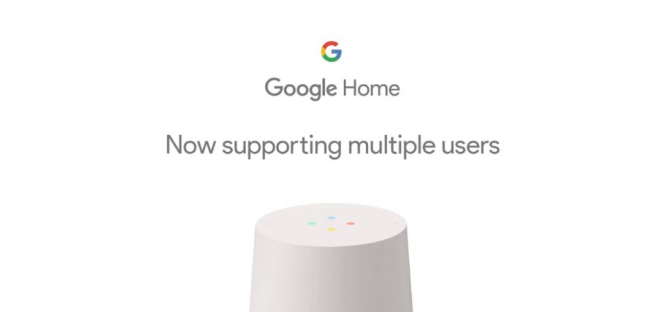 Google Home, multiple user, support, how to add new user accounts to Google Home