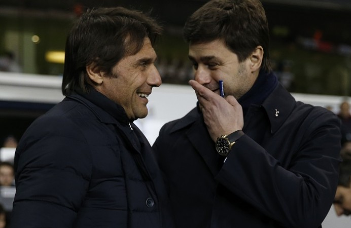 Antonio Conte, Chelsea, Mauricio Pochettino, Tottenham, FA Cup