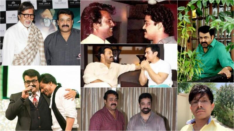 Mohanlal, Kamaal R Khan, KRK, KRK tweets