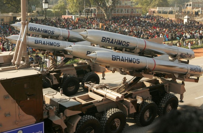 India successfully test-fires surface-to-surface 'Brahmos' cruise missile