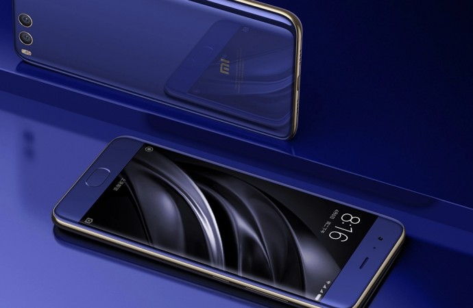 Xiaomi Mi 6 handset as seen on the company's website