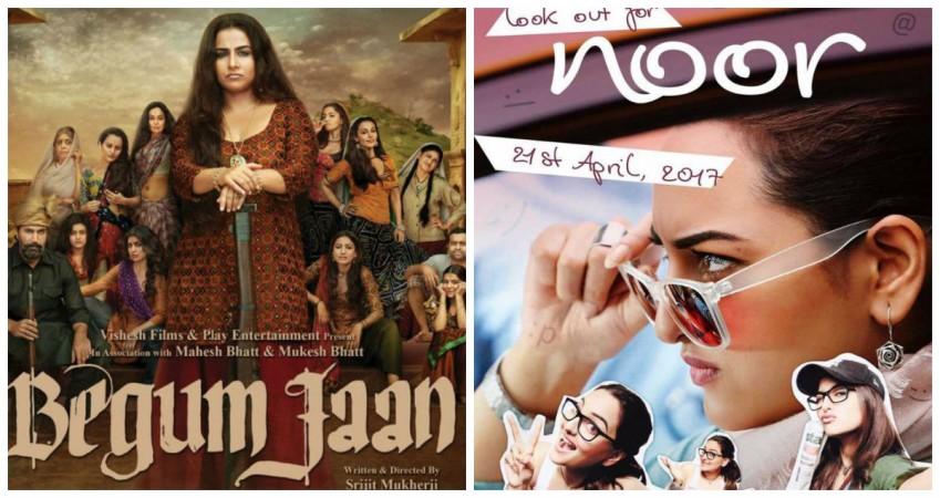 Begum Jaan and Noor