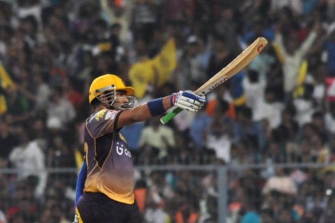 Robin Uthappa, KKR, IPL 2017,