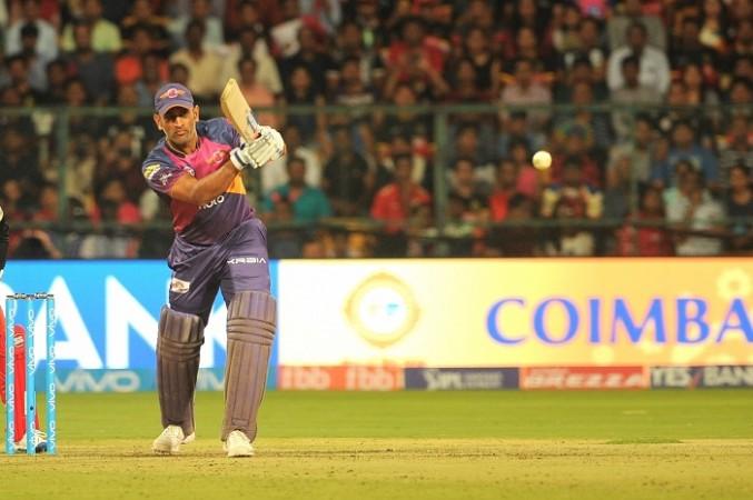 MS Dhoni, RPS, SRH, IPL 2017, RCB