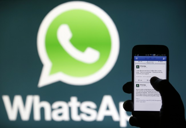 WhatsApp Android Beta Update Hints Coloured Text Status
