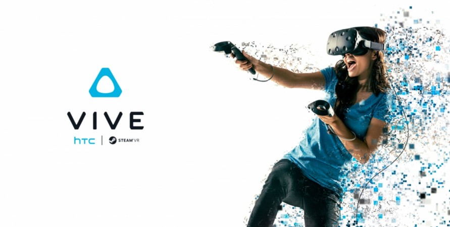 HTC launches Vive Pro for hardcore users