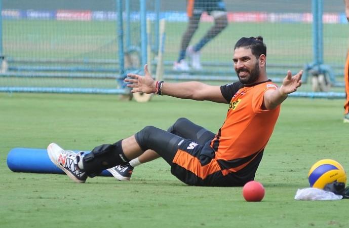 Yuvraj Singh, SRH