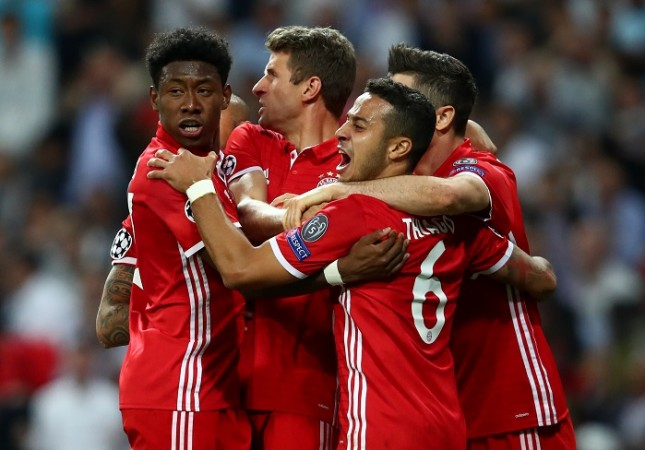 Aubameyang & Dembele Send Bayern Crashing Out Of DFB Pokal